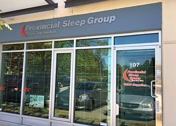 Burnaby sleep clinic Provincial Sleep Group Canada Inc
