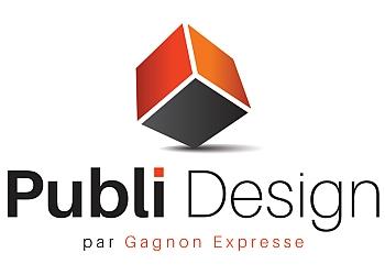 Trois Rivieres web designer Publi Design