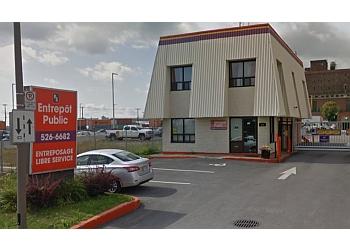 Montreal storage unit Entrepôt Public