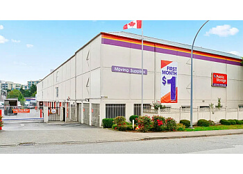New Westminster storage unit Public Storage