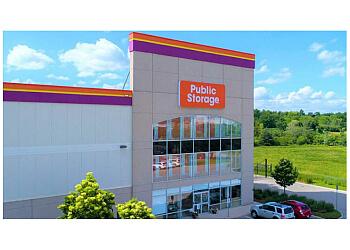 Oakville storage unit Public Storage