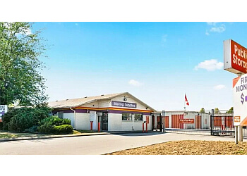 Surrey storage unit Public Storage