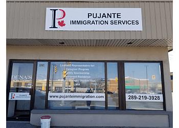 Niagara Falls immigration consultant Pujante Immigration Services Canada