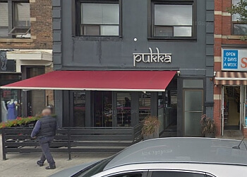 Toronto indian restaurant Pukka