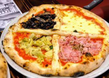Calgary pizza place Pulcinella