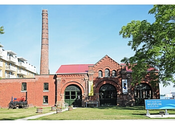 Kingston places to see PumpHouse Stream Museum