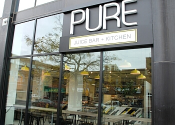 Kitchener juice bar Pure Juice Bar + Kitchen