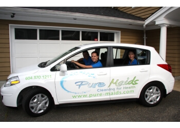 Surrey house cleaning service Pure Maids