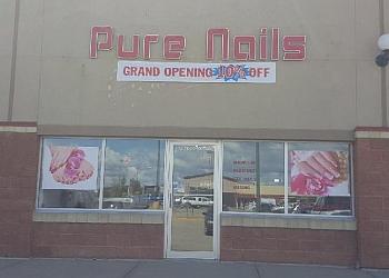 Grande Prairie nail salon Pure Nails & Spa