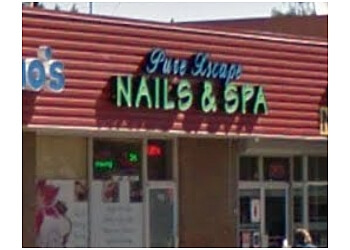 Airdrie nail salon Pure Xscape Nails & Spa