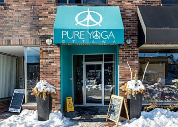 Ottawa yoga studio Pure Yoga