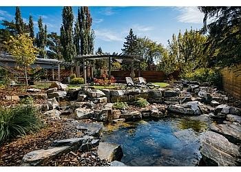 Edmonton landscaping company Pure landscape design and construction