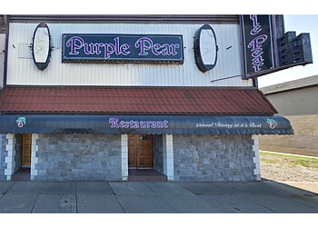 Hamilton steak house Purple Pear