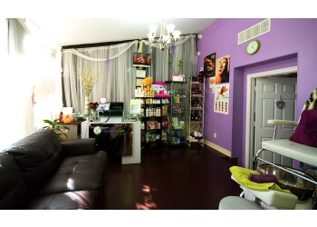 Brampton spa Purple Rain Spa