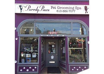 Ottawa pet grooming Purrdy Paws Pet Grooming Spa