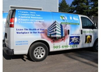 Whitby commercial cleaning service QJS Specialty Cleaning Inc.