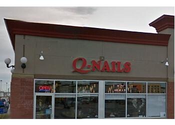 Grande Prairie nail salon Q-Nails