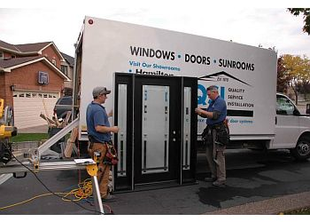 Hamilton window company QSI Windows & Doors