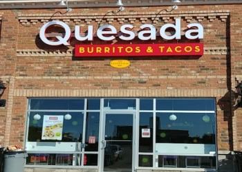 Orangeville mexican restaurant QUESADA BURRITOS & TACOS