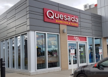 Quebec mexican restaurant QUESADA BURRITOS & TACOS
