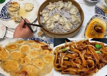 Montreal chinese restaurant Qing Hua Dumpling