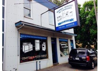 Quebec appliance repair service Québec Service de Laveuses Inc