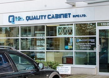 North Vancouver custom cabinet Quality Cabinet Manufacturing Ltd.
