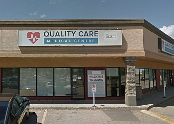 Edmonton urgent care clinic Quality Care Medical Centre