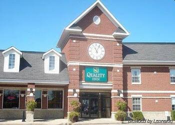 Sarnia hotel Quality Inn