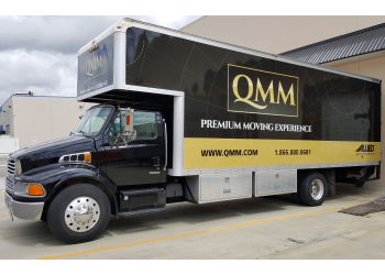 Brampton moving company Quality Move Management Inc.