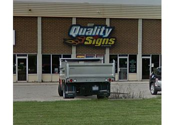 Sarnia sign company Quality Signs Of Sarnia inc.