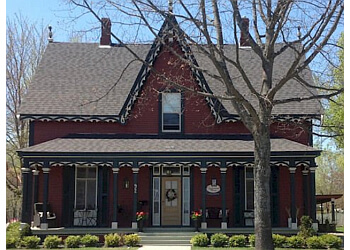 Fredericton bed and breakfast Quartermain House B&B