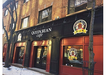 Niagara Falls cafe Queen Bean Cafe