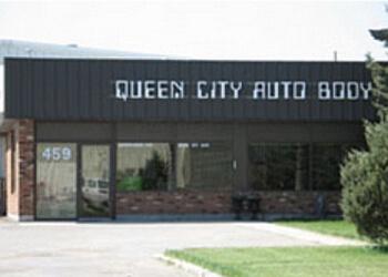 Regina auto body shop Queen City Auto Body Ltd.