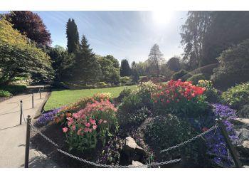 Vancouver public park Queen Elizabeth Park