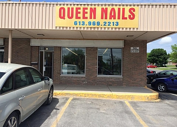 Belleville nail salon Queen Nails