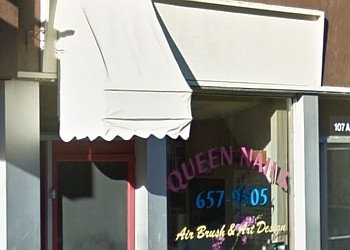 Saint John nail salon Queen Nails