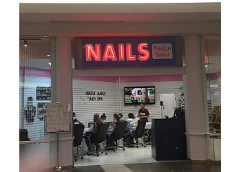 Saskatoon nail salon Queen Nails & Spa