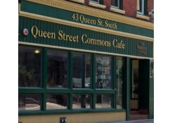 Kitchener cafe Queen Street Commons Cafe