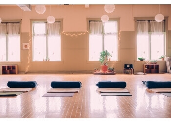 Kitchener yoga studio Queen Street Yoga