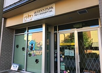 New Westminster veterinary clinic Queen's Park Pet Hospital