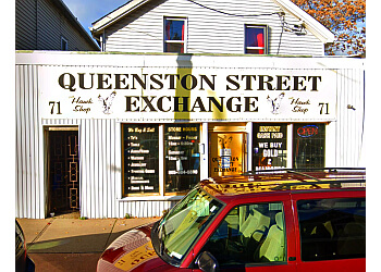 St Catharines pawn shop Queenston Street Exchange