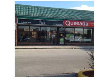 Cambridge mexican restaurant Quesada Burritos & Tacos