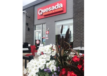 Drummondville mexican restaurant Quesada Burritos & Tacos