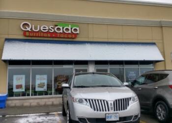 Newmarket mexican restaurant Quesada Burritos & Tacos