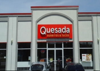 North Bay mexican restaurant Quesada Burritos & Tacos