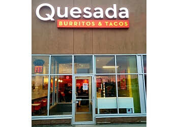 St Johns mexican restaurant Quesada Burritos & Tacos