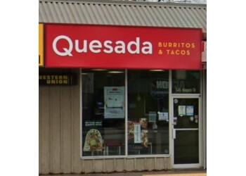Welland mexican restaurant Quesada Burritos & Tacos