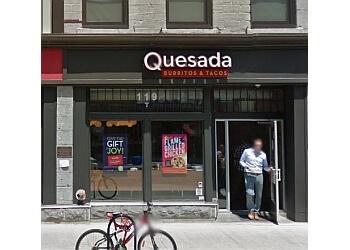 Kingston mexican restaurant Quesada Mexican Grill