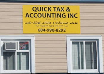 North Vancouver tax service Quick Tax & Accounting